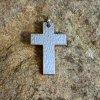 Titanový křížek (S)