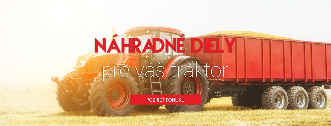 Nový eshop pre Váš traktor Zetor