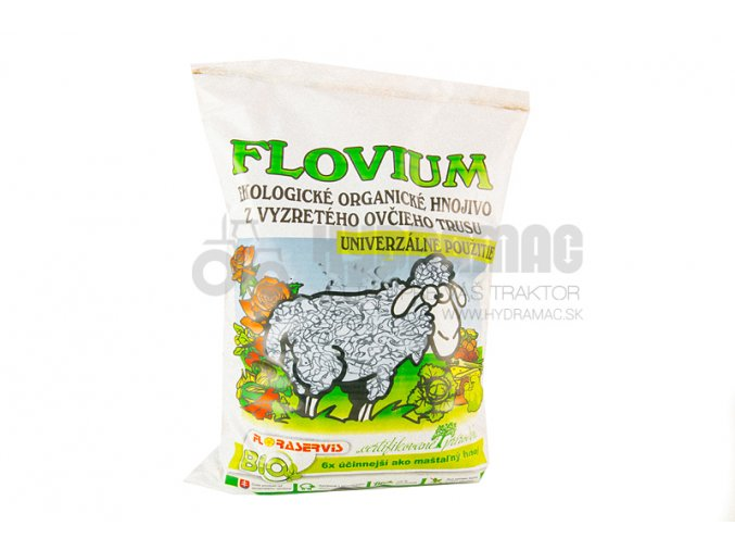 1768 ovci hnoj flovium 10kg
