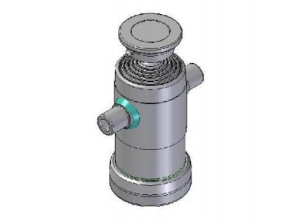Hydraulický válec 6005S - sklápěč