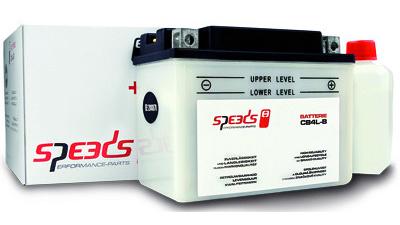 Standard baterie (zesílený výkon)