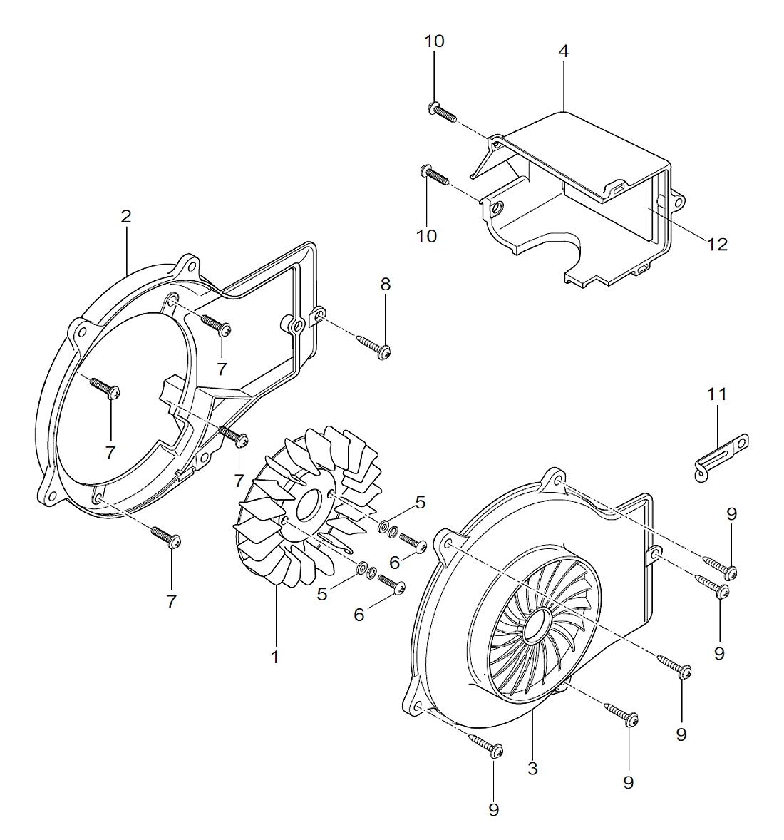 FIG09 Ventilátor