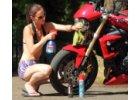 Péče a údržba o motocykl