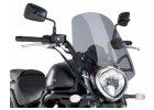 Větrné štíty pro motocykly