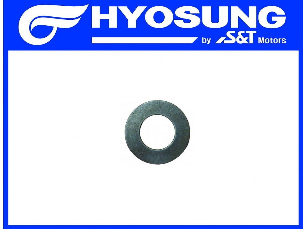 [13] Podložka (klikový hřídel & píst) - Hyosung GT 650 N