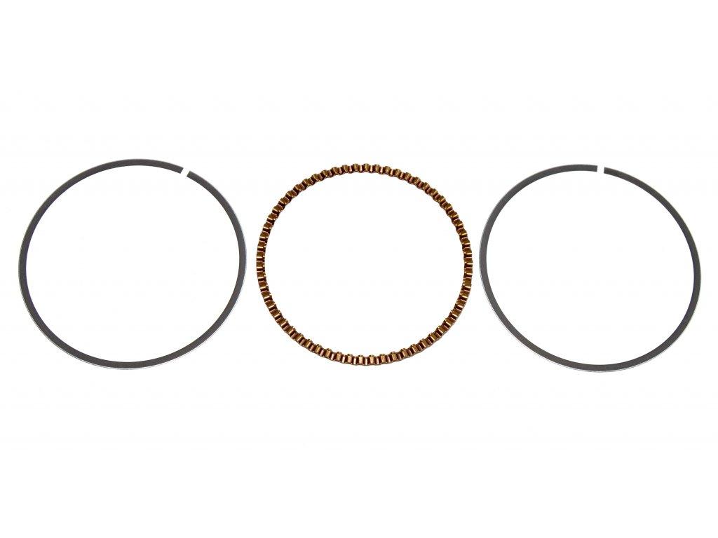 [2] Pístní kroužek OIL (FIG06) - Hyosung MS3 125i