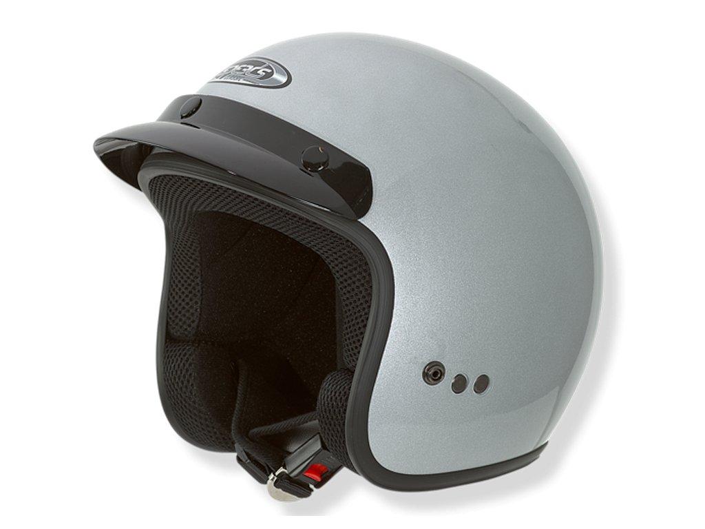 Helma SPEEDS CLASSIC / stříbrná lesklá