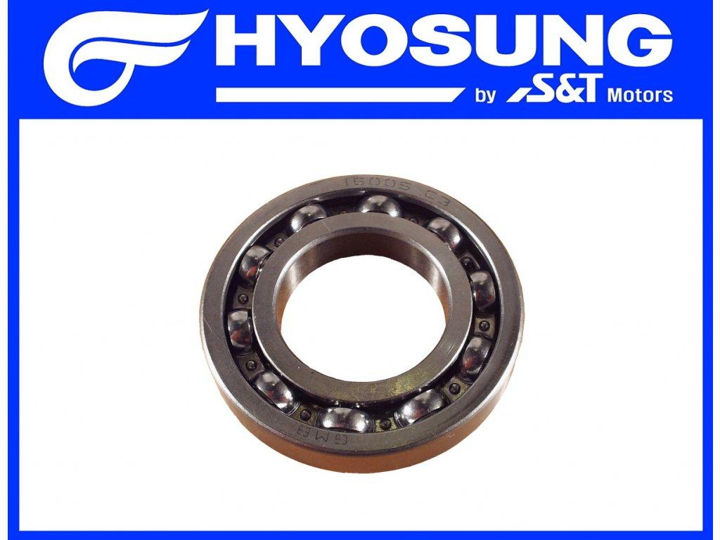 [11] Ložisko (systém převodového řazení) - Hyosung GT 650 S & R