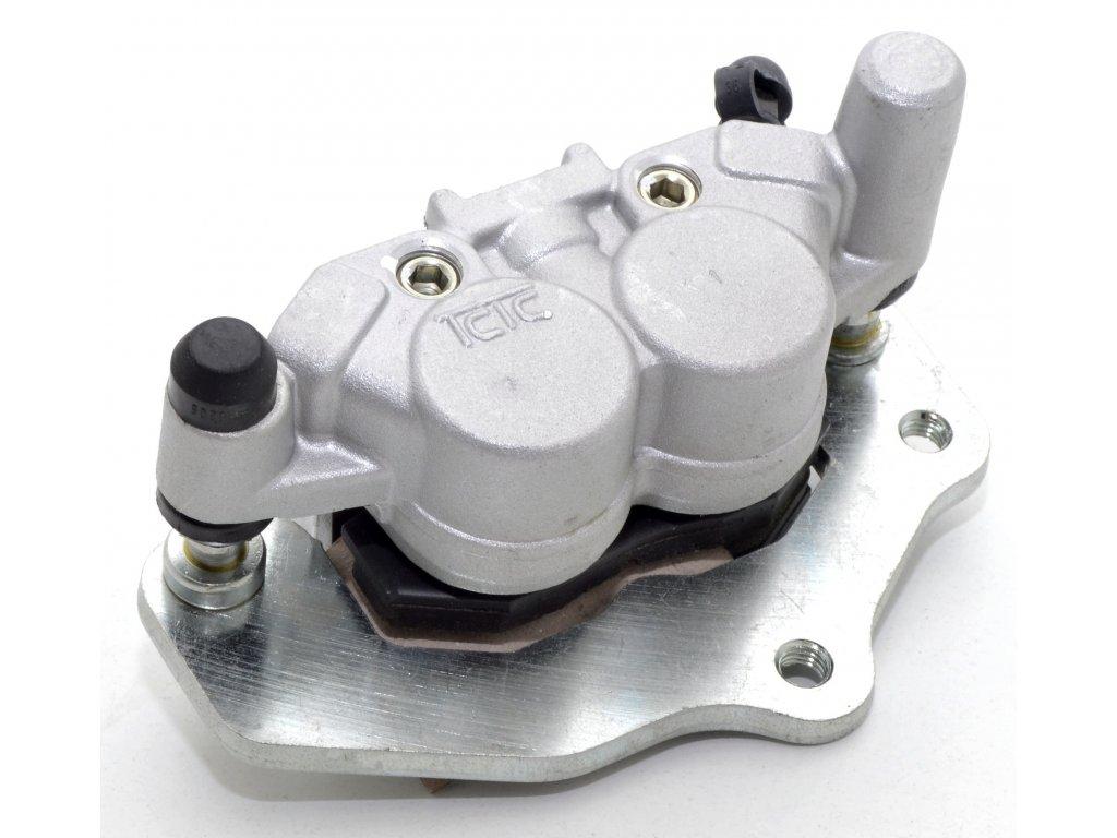 [0] Brzdový třmen zadní kompletní / stará verze (FIG47) - Hyosung GT 250 N