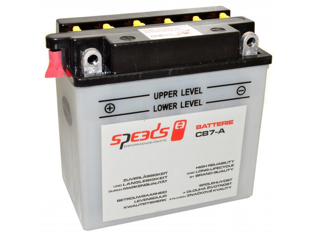 Baterie SPEEDS CB7-A (12V, 8Ah)