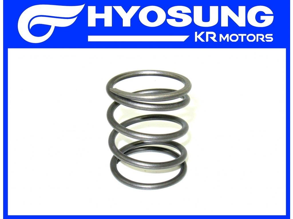 [8] Pružina (převodovka a odstředivá spojka) - Hyosung GPS 125 Hyper / Grand Prix