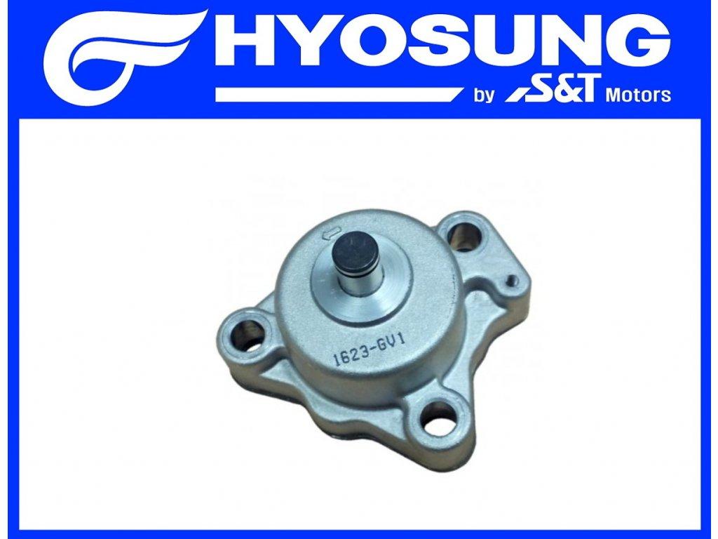 [1] Olejové čerpadlo (olejové čerpadlo a filtr) - Hyosung GV 250