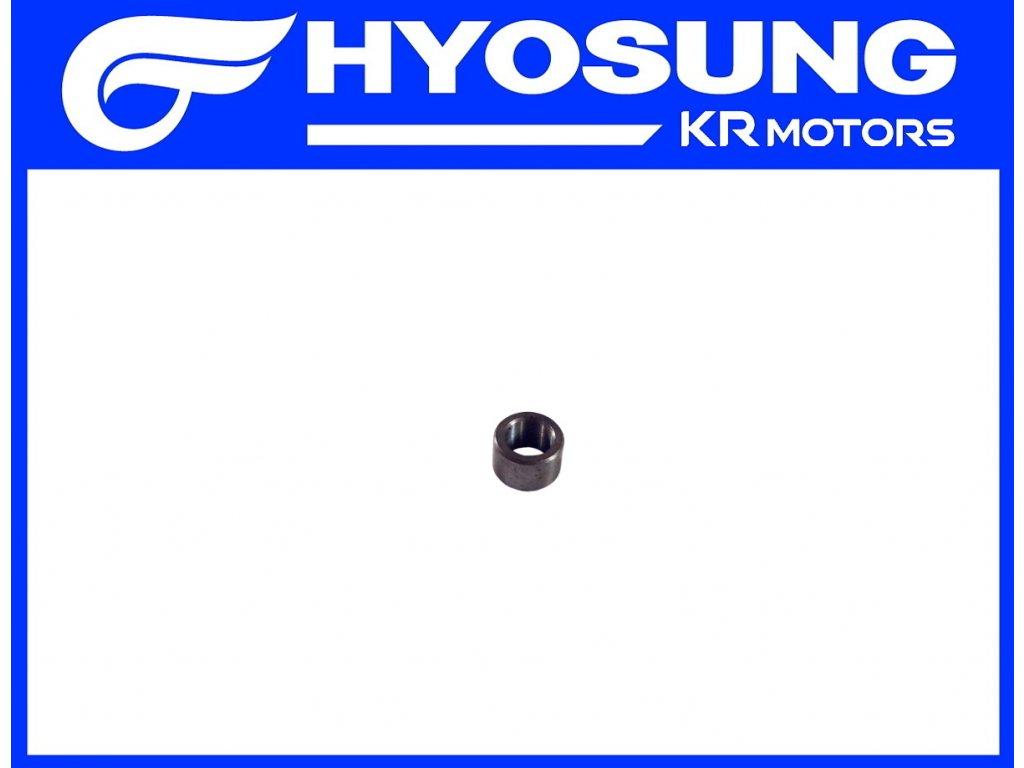 [21] Pouzdro (olejové čerpadlo a filtr) - Hyosung GV 250