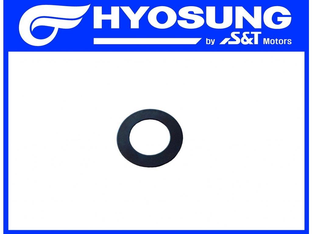 [12] Podložka (startér) - Hyosung GV 250