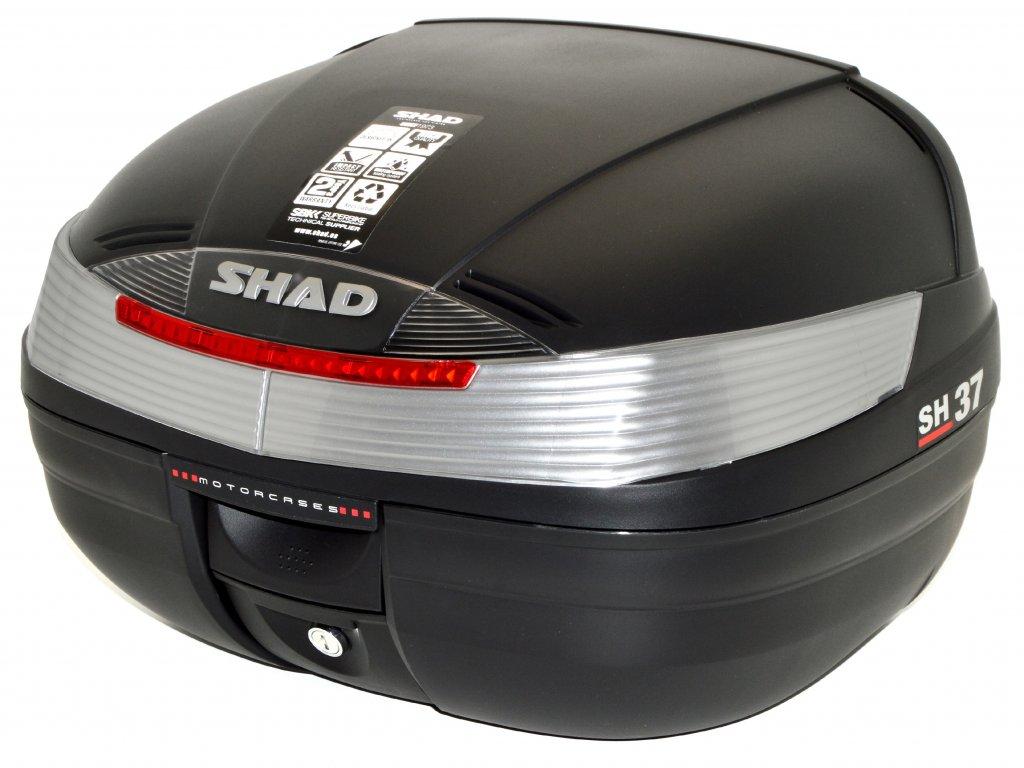 Zadní moto kufr SHAD SH37 37 litrů