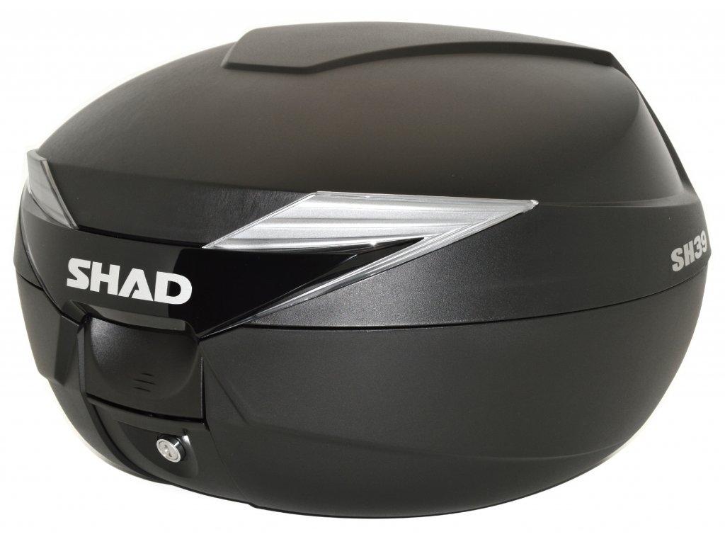 Zadní moto kufr SHAD SH39 39 litrů