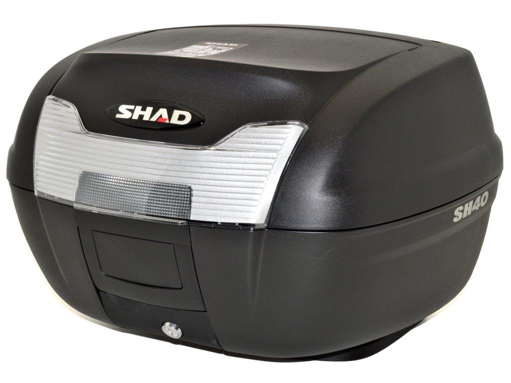 Zadní moto kufr SHAD SH40 40 litrů