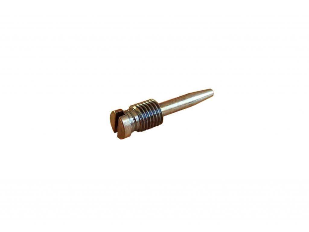 [23] Seřizovací šroub vzduchu (karburátor) - Hyosung SB 50 (RUSCH) 1995 - 1996