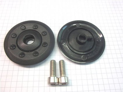 Mechanismus hledí (verze 2) pro helmu SPEEDS, model CITY