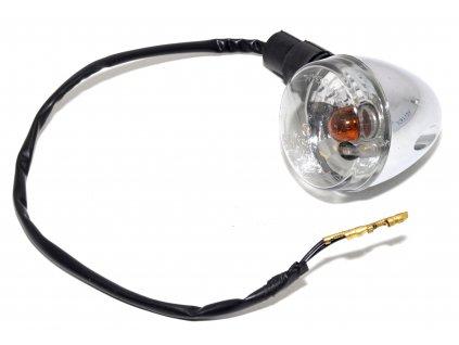 [2] Blinkr levý přední kompletní (FIG23) - Hyosung GV 250i D (FI Delphi)