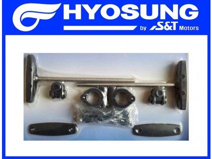 Montážní sada k větrnému štítu (Hyosung RT 125 / Hyosung RT 125D E3)