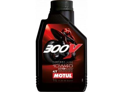 3D Bidon Motul 1L 300V 10W40