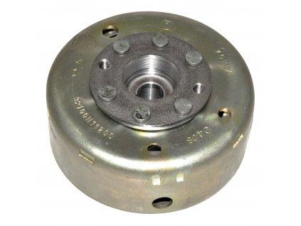 [8/b] Rotor / setrvačník (FIG14) - Hyosung SF 50 B (RACING)