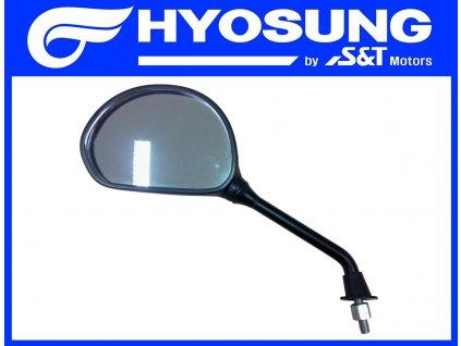 [12] Zrcátko levé (řidítka, zrcátka a bowdeny) - Hyosung SD 50 Avanti