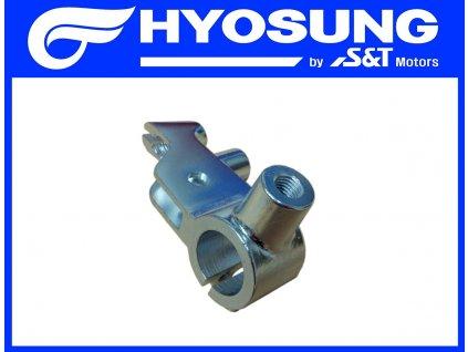 [18] Držadlo spojkové páčky (rukojeti, páčky a ovládání) - Hyosung GA 125 Cruise 2