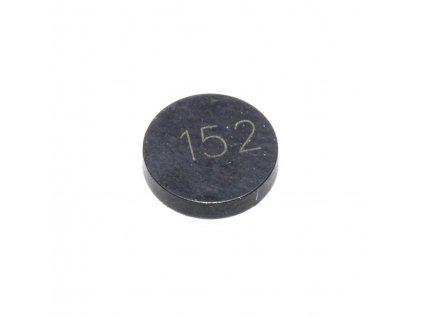 [8] Podložka zdvihátka 152 (FIG08) - Hyosung MS3 250i