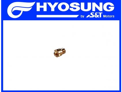 [25] Tryska hlavní 130 (karburátor) - Hyosung GT 650 N