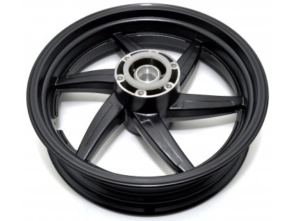 [1-1] Kolo zadní / černé (FIG53) - Hyosung GT 650 S & R