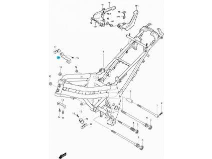 FIG30 GT650i R K (GT650 RC)