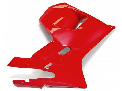 [1] Kapota přední pravá / červená (FIG49) - Hyosung GT 125 R