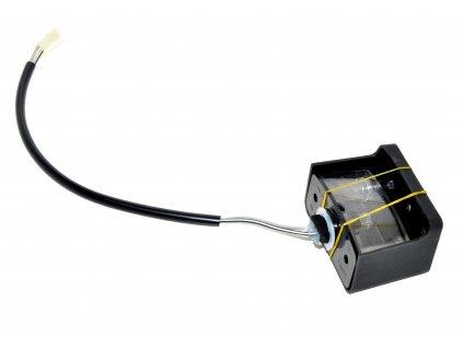 [8] Osvětlení SPZ kompletní (FIG43) - Hyosung RX 125