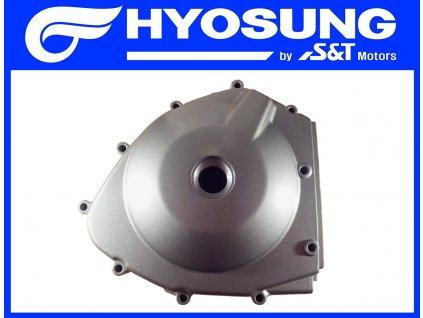 [2] Boční kryt motoru (FIG05) - Hyosung GT 650 S & R
