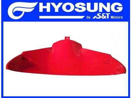 [10] Kapota přední střední / červená (FIG36) - Hyosung GT 650 R TTC