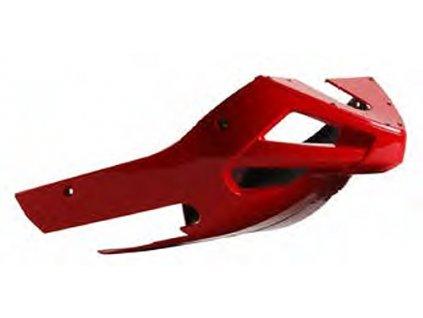 Spoiler spodní / červený (Hyosung GT 125 N E)