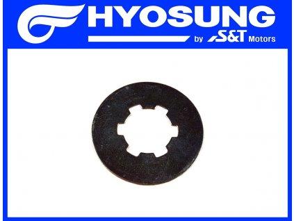[37] Podložka (převodovka) - Hyosung RT 125