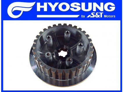 [4] Náboj spojky (spojka) - Hyosung RT 125