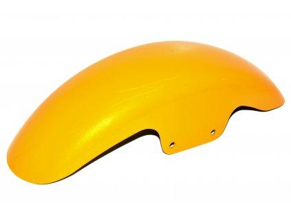[1] Blatník přední / oranžový (FIG36) - Hyosung GT 125 N