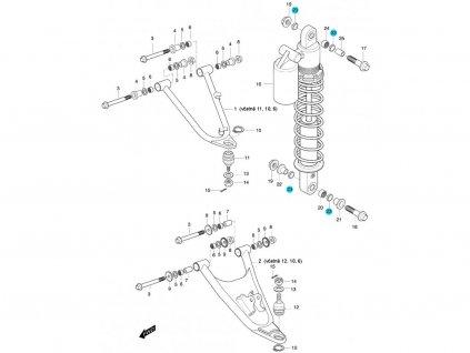 [23] Simering (FIG47) - Hyosung 450 Sport