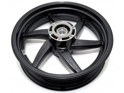 [1-1] Kolo zadní / černé (FIG53) - Hyosung GT 650 R TTC
