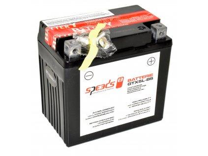 [5] Baterie SPEEDS GTX5L-BS / 12V, 4Ah (FIG15) - Hyosung SF 50 B (RACING)