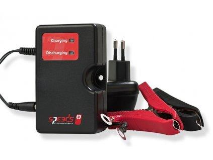 SPEEDS udržovací nabíječka baterií 12V, EL-300