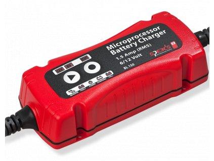 SPEEDS nabíječka baterií 12V a 6V, BL-150