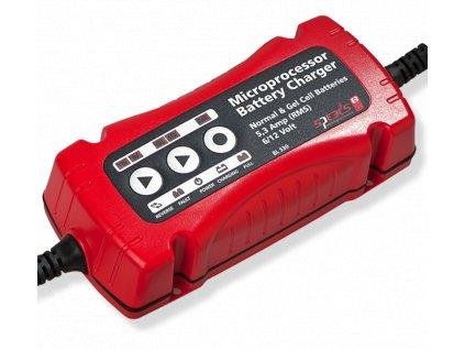 SPEEDS nabíječka baterií 12V a 6V, BL-530