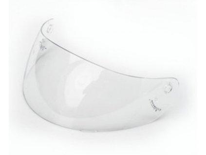 Náhradní hledí / čiré (1 úchyt) pro helmu SPEEDS, model RACE / EVO