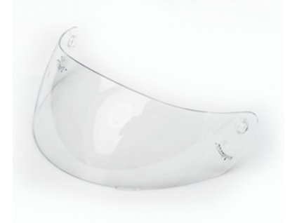 Náhradní hledí / čiré s povrchovou úpravou (1 úchyt) pro helmu SPEEDS, model RACE / EVO