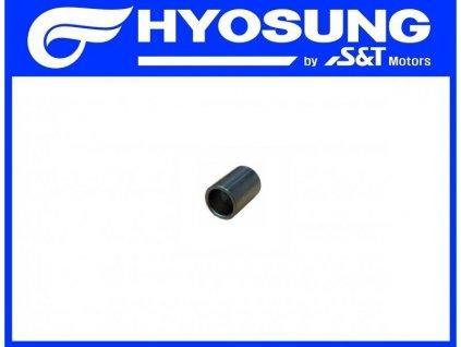 [2] Pouzdro (skříň klikového hřídele) - Hyosung RX 125